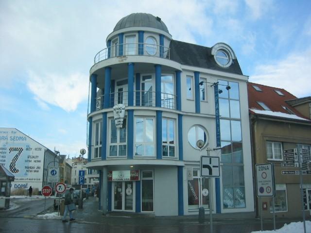 Modrý dům Kladno